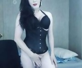 Free webcam sex show  with elizabethfox. Transsexual webcam from california, united states