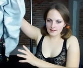 Live sex web cam  with Juliet. Female webcam from naughty land