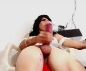Amateur live webcam
