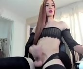 Free live sex show  with MIA. Transsexual webcam from medellin