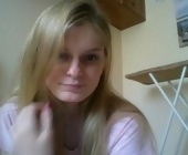 Sex video chat  with Sunshinepurel. Blonde with medium boobs