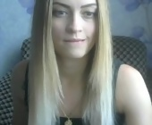 Cam chat sex  with SweetDrop. Blonde with small boobs
