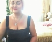 Free cam sex live  with Irene777. Blonde with big boobies